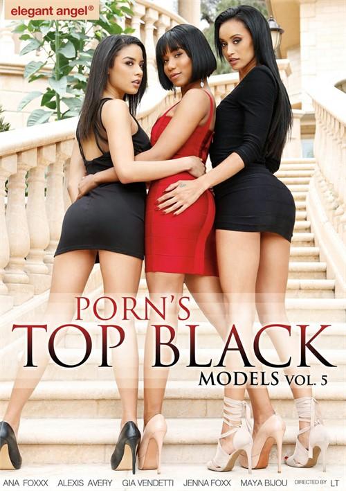 Porn's Top Black Models #5