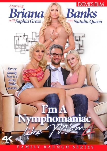 I'm A Nymphomaniac Like Mom #04