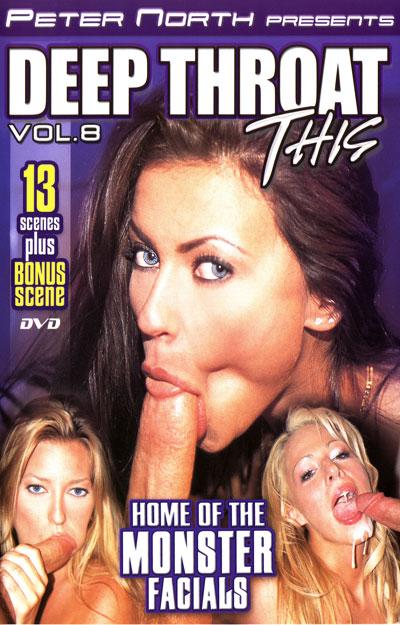 Deep Throat This #08 DVD