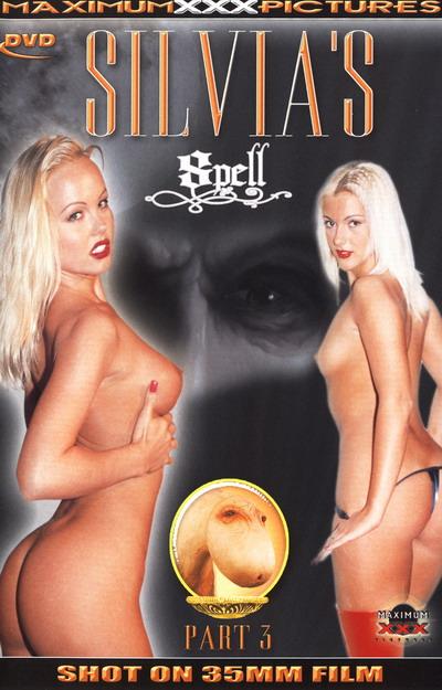 Silvia's Spell part3 DVD