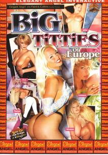 Big Titties Of Europe DVD