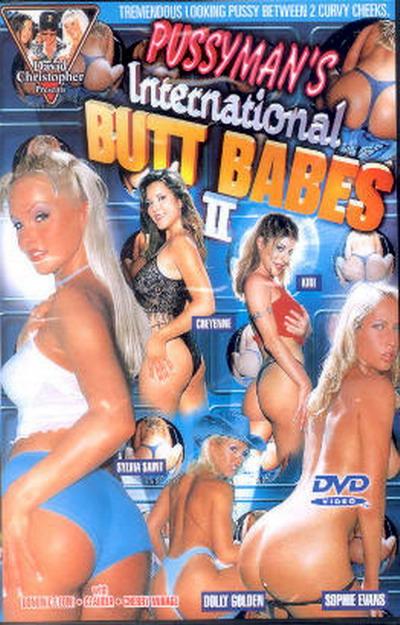 Pussymans International Butt Babes #02 DVD