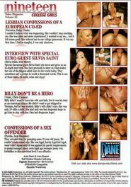 Nineteen Video Magazine #22 DVD
