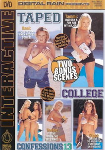 Taped College Confessions #13 DVD