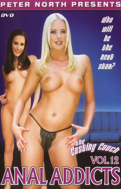 Anal Addicts #12 DVD