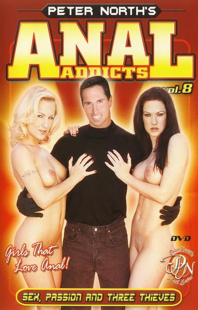 Anal Addicts #08 DVD