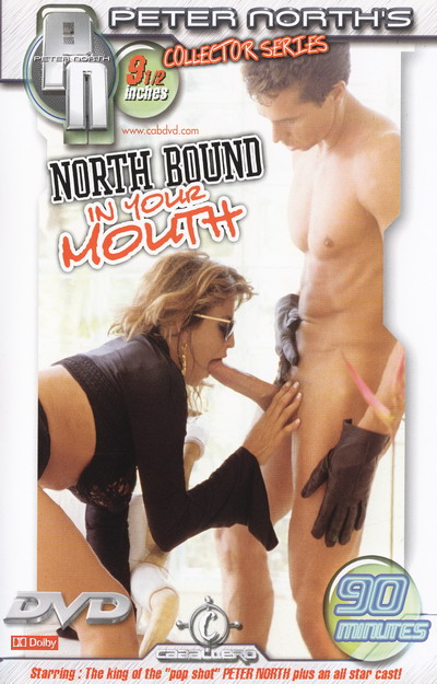 North Bound In Your Mouth DVD