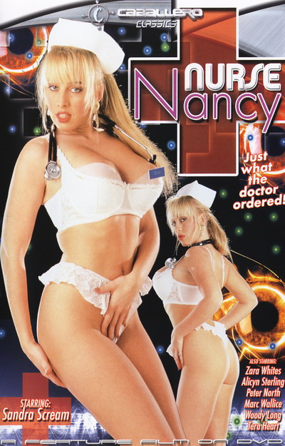 Nurse Nancy DVD