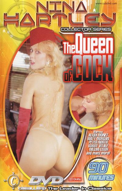 The Queen Of Cock DVD