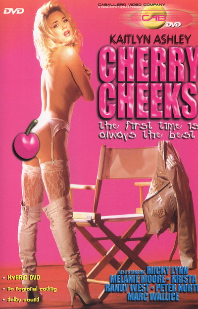 Cherry Cheeks DVD