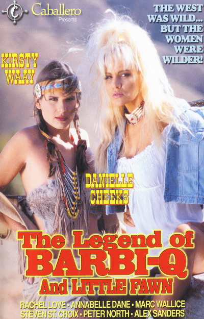 The Legend Of Barbi Q And The Little Fawn DVD