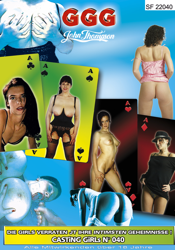 Casting Girls #40 DVD