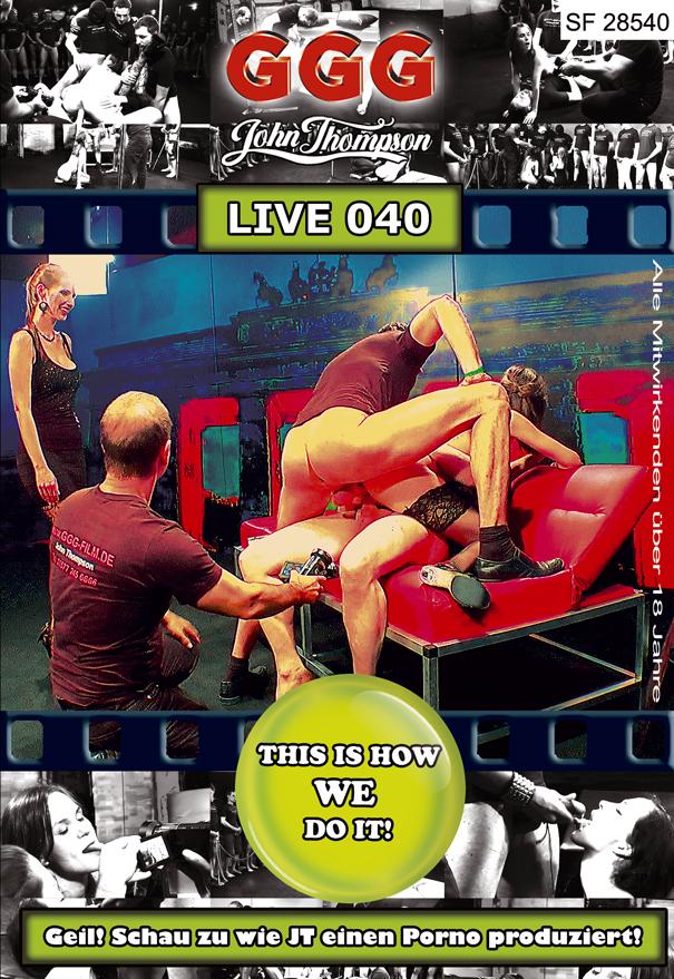 GGG Live #40 DVD