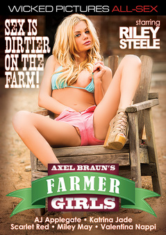 Axel Braun's Farmer Girls DVD