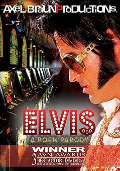 Elvis XXX: A Porn Parody DVD