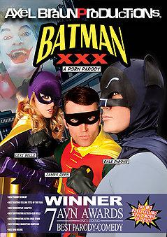 Batman XXX - A Porn Parody DVD