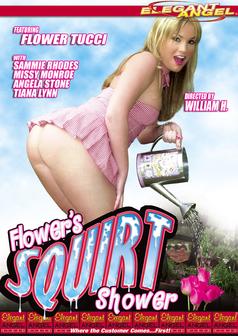 Flower's Squirt Shower #1