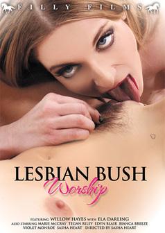 Lesbian Bush Worship #1 DVD