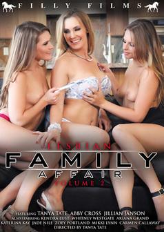 Lesbian Family Affair #2 DVD
