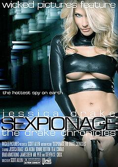 Sexpionage DVD