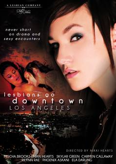 Lesbian Goes Downtown Los Angeles DVD