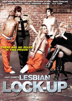 Lily Cade's Lesbian Lock-Up #1