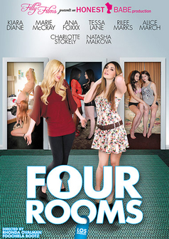 Four Rooms #1 DVD