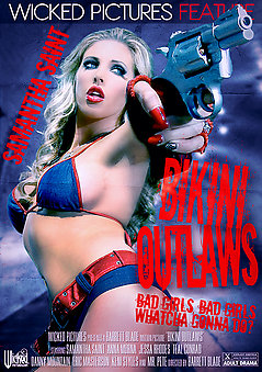 Bikini Outlaws DVD