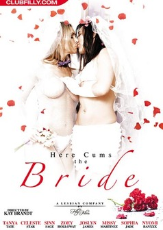 Here Cums The Bride DVD