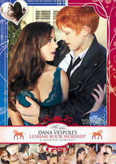 Lesbian Boob Worship #1 DVD