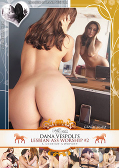 Lesbian Ass Worship #2 DVD