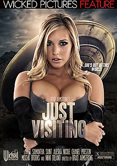 Just Visiting DVD