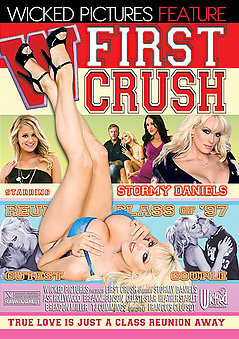 First Crush DVD