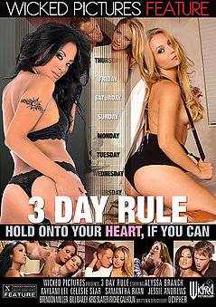 3 Day Rule DVD