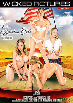 All American Girls DVD