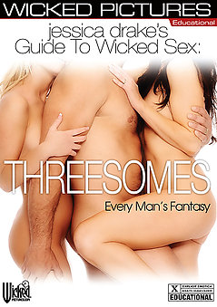 Guide to Wicked Sex: Threesomes Every Mans Fantasy DVD