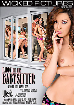 Daddy Did The Babysitter DVD