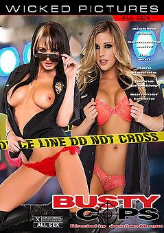 Busty Cops DVD