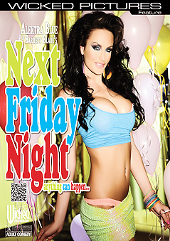 Next Friday Night DVD
