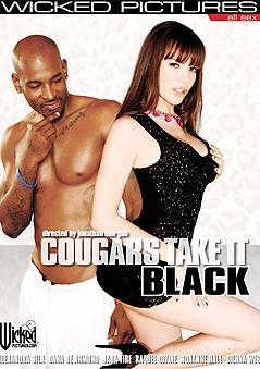 Cougars Take it Black