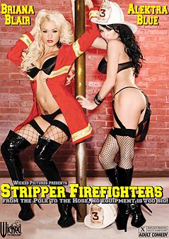 Stripper Firefighters DVD