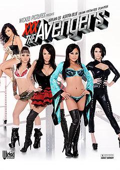 XXX Avengers DVD
