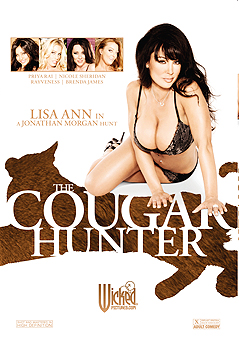 Cougar Hunter DVD