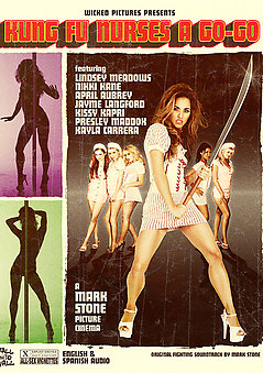 Kung Fu Nurses A Go-Go 2 DVD