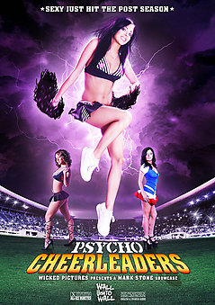 Psycho Cheerleaders DVD