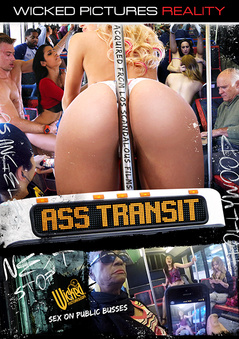 Ass Transit DVD