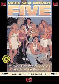 Reel Sex World #5 DVD