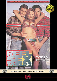 Reel Sex World #2 DVD