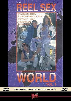 Reel Sex World #1 DVD