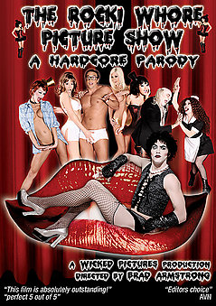 The Rocki Whore Picture Show A Hardcore Parody DVD